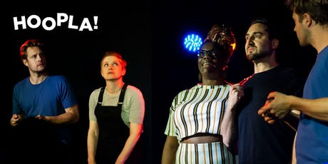 Hoopla: Bumper Blyton & Tight Rope! tickets