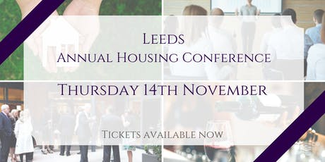Annual Housing Conference tickets