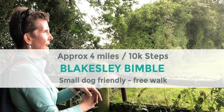 BLAKESLEY BIMBLE | APPROX 4 MILES | MODERATE | NORTHANTS tickets