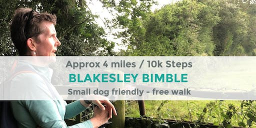 BLAKESLEY BIMBLE | APPROX 4 MILES | MODERATE | NORTHANTS
