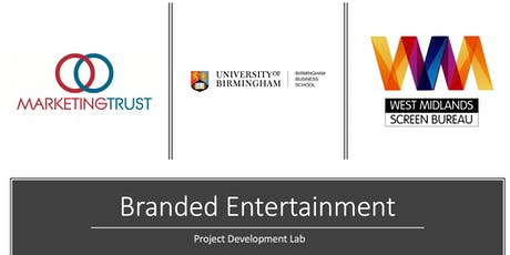 Branded Entertainment Project Development Lab tickets