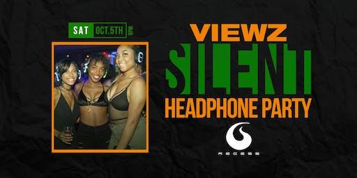 VIEWZ: Silent Soul Edition • Silent Headphone Party | FAMU HC Saturday