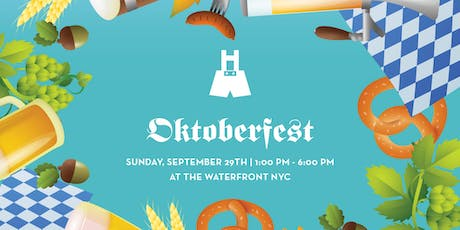 Oktoberfest at The Waterfront NYC tickets