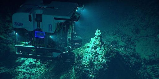 FAU Harbor Branch Deep-sea Exploration Command Center Tour