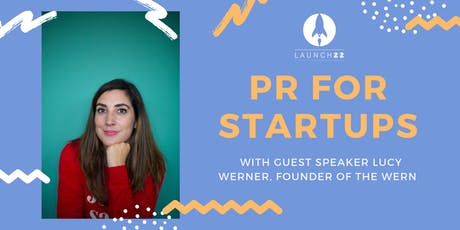 PR for StartUps tickets