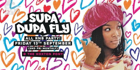 Supa Dupa Fly x ALL RnB Party tickets
