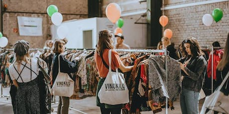 FREE TICKETS: Vintage Kilo Sale • Hamburg • VinoKilo Tickets