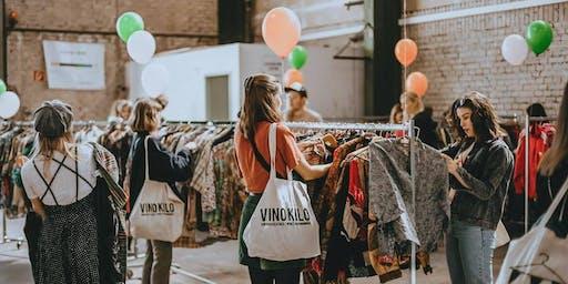 FREE TICKETS: Vintage Kilo Sale • Hamburg • VinoKilo
