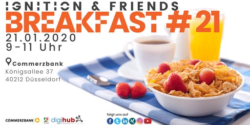Ignition & Friends Breakfast #21