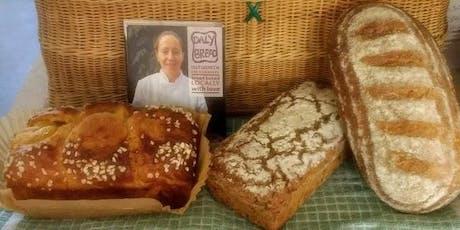 Artisan Baking - Sweet Bakes tickets