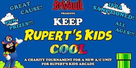 Keep Rupert's Kids Cool tickets