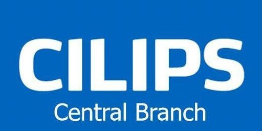 Meet the Cilips President with Cilips Central Branch and East Branch