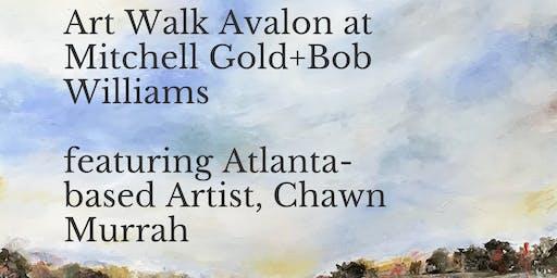 Art Walk Avalon hosted by Mitchell Gold + Bob Williams | Capitol de Beaute
