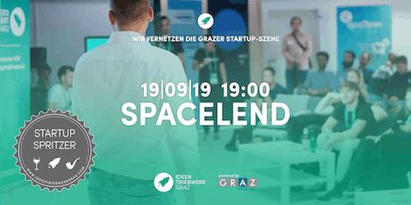 Startup Spritzer #58 Tickets