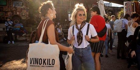 FREE TICKETS: Vintage Kilo Sale • Freiburg • VinoKilo Tickets