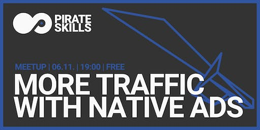 More Traffic with Native Ads | Meetup