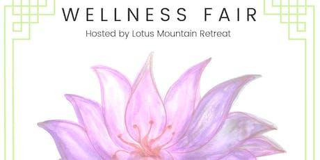 Wellness Fair tickets