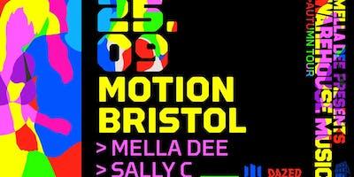 Dazed & Motion Present: Mella Dee