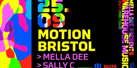 Dazed & Motion Present: Mella Dee tickets