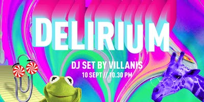 Delirium Party - The Yellow Bar