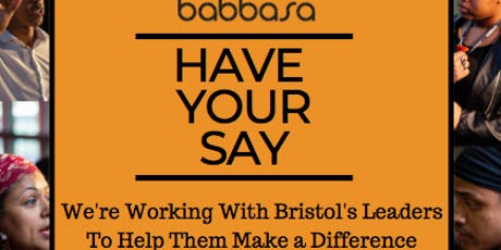 Have Your Say: Our Health, Our Wellbeing tickets