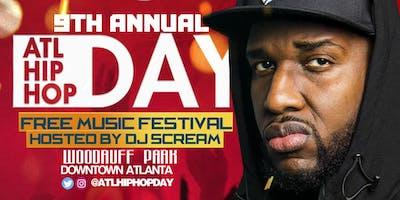 9th Annual Atlanta Hip Hop Day Festival