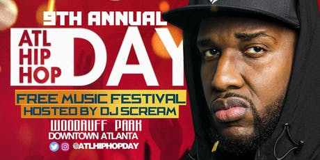 10th Annual Atlanta Hip Hop Day Festival tickets