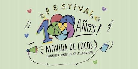 Festival #Movida10años entradas