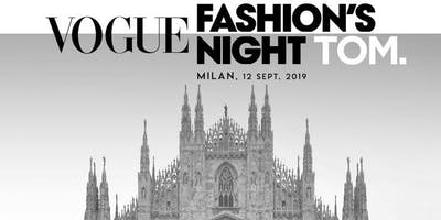 Vogue Fashion Night Tom.