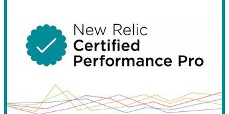 Learn how to Monitor Technology Performance, using New Relic Tickets