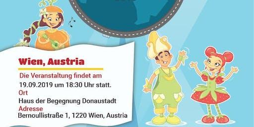 Fozi Mozi & Tutti in Vienna, Austria