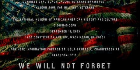Congressional Black Caucus Veterans Braintrust Museum Tour tickets