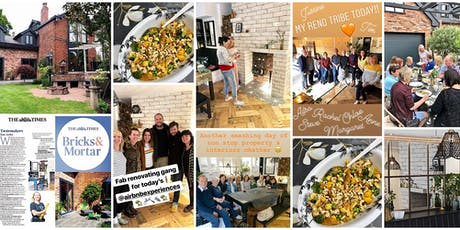 Creating An Affordable Salvage Home With Soul - Interiors/ Renovation Workshop tickets