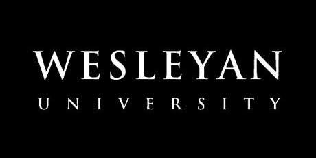 Fall 2019 Wesleyan Social Impact/Entrepreneurship Meetup