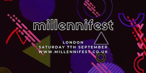 MILLENNIFEST London