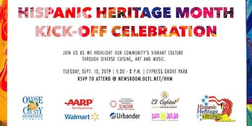 Hispanic Heritage Committee of Greater Orange County - 20 Year Anniversary Celebration