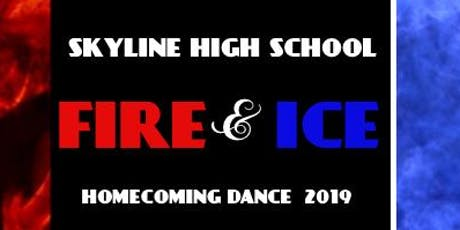 Skyline High School Homecoming Dance - Fall 2019  tickets