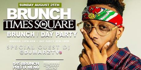 KOMPA/GOUYAD BRUNCH/DAY PARTY IN TIMES SQUARE ( LADIES FREE ) GUEST DJ MARZ #KOMPA #SOCA #REGGAE  tickets