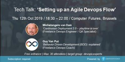 Setting up an Agile Devops Flow