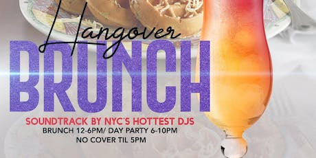 HANGOVER BRUNCH tickets