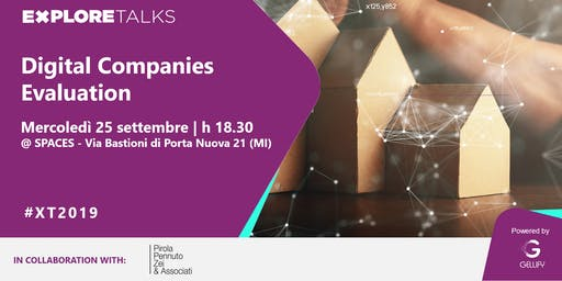 Explore Talks - Digital Companies Evaluation