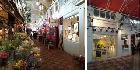 Good Food Oxford Network Meeting @Oxford Covered Market tickets