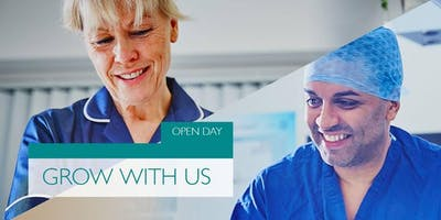 Albyn Hospital Clinical Recruitment Morning