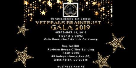 Congressional Black Caucus Veterans Braintrust Gala tickets