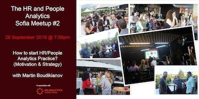 HR & People Analytics Chapter Sofia MeetUp #2