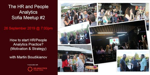 HR & People Analytics Chapter Sofia MeetUp #2