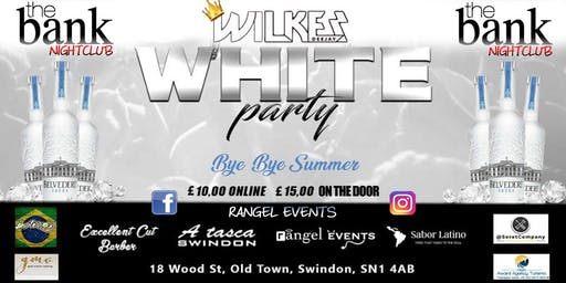 White Party - Neon Glow