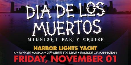 Halloween Midnight Party Cruise tickets
