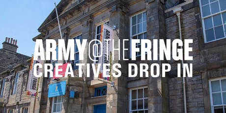 Army @ The Fringe - Creatives Drop-In tickets