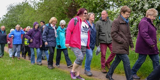 Walking for Health Walk Leader Training - Brough